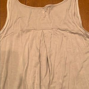 American Eagle Outfitters Tops - American Eagle tan tank size large